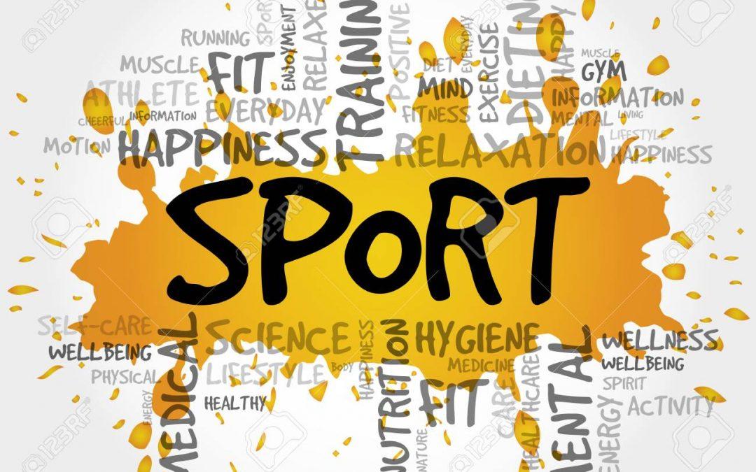 Håndbold, Stimulastik, Fitness Dance, Petanque/Bordcurling, Leg og Spil starter.