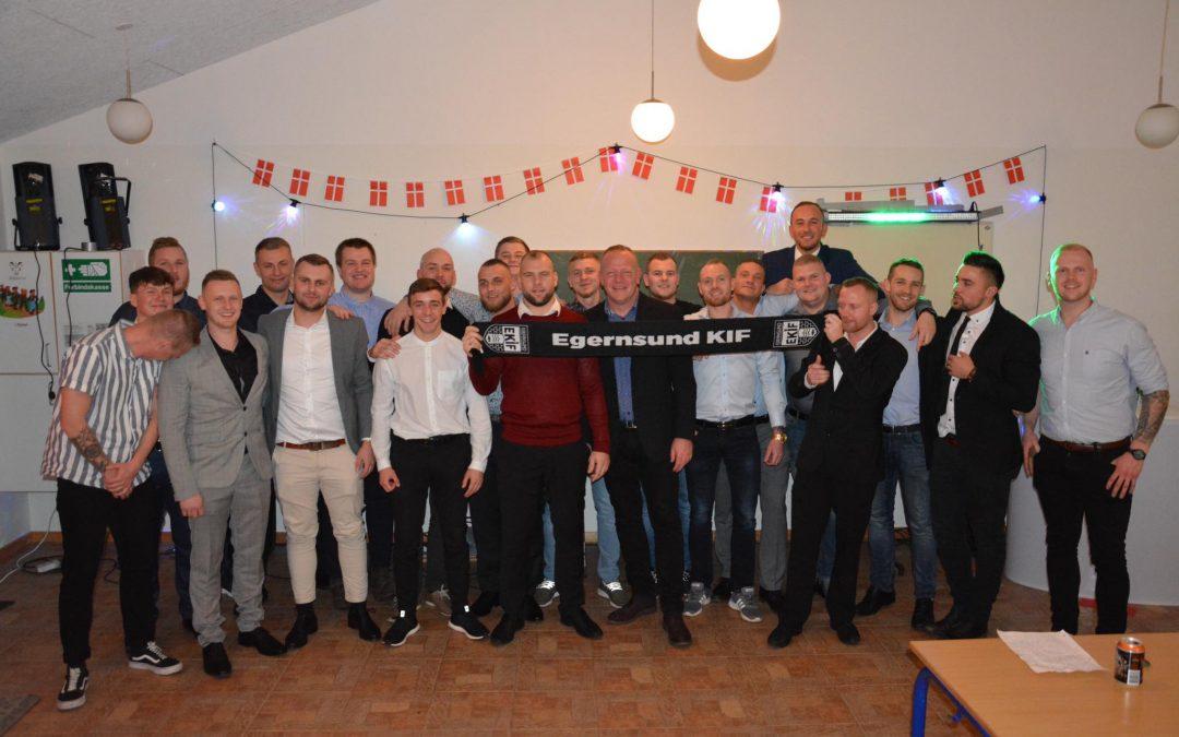 Fremragende sæson afslutning for EKIF